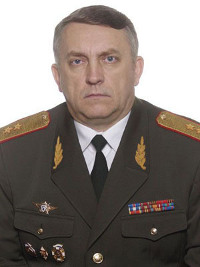 Gen. Karakajew, dowódca Rosyjskich Wojsk Strategicznego Przeznaczenia