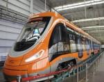 Prototypowy tramwaj z ogniwami paliwowymi