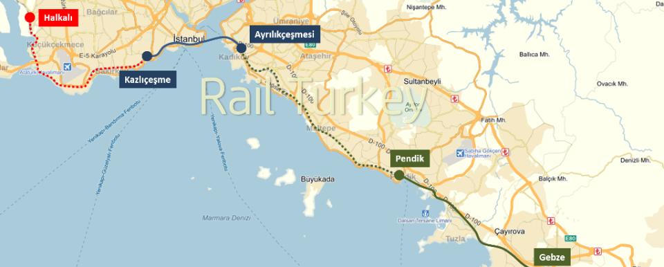 Plan projektu Marmaray