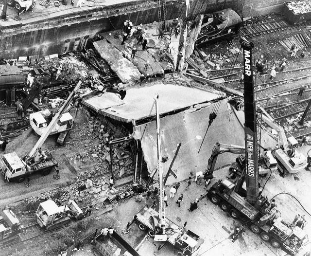 katastrofa w Granville