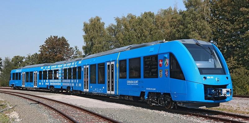 Pociąg Colaria iLint