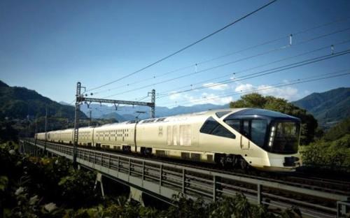 Pociąg Shiki-shima