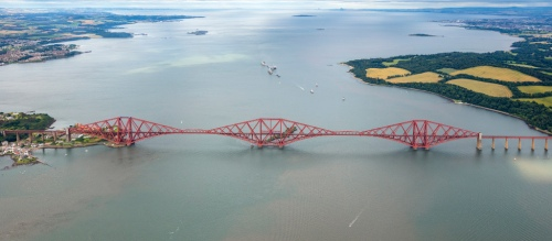 Forth Bridge, most kolejowy