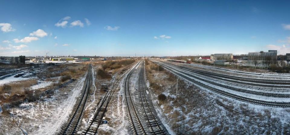 Stacja Kaliningrad Nowodzierżyński