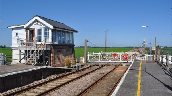 Stacja Barry Links
