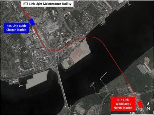 Plan metra Singapur-Malezja