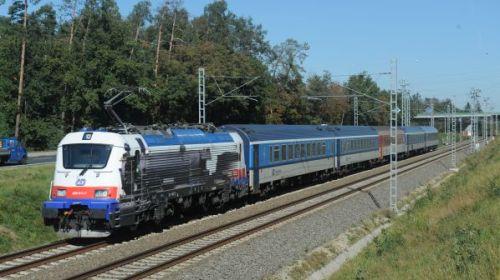 czeska wielosystemowa lokomotywa typu 380