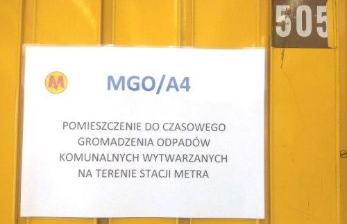 słowna biegunka, słowne rozwolnienie na stacji waeszawskiego metra