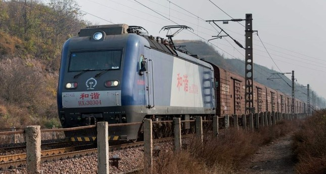 China Railway Express z Xian do Pragi przez tunel pod Bosforem