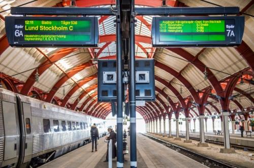 Stacja Malmö Central