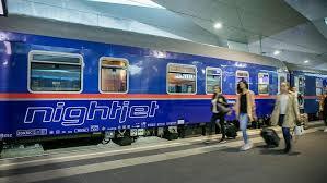 Pociąg NightJet