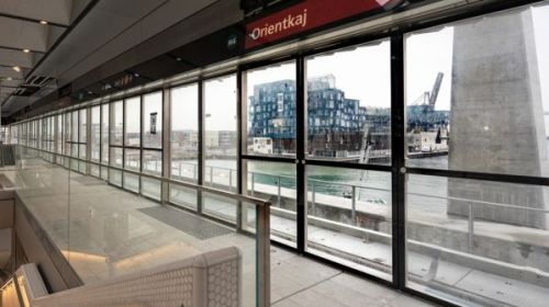 Stacja metra Orientkaj, Kopenhaga