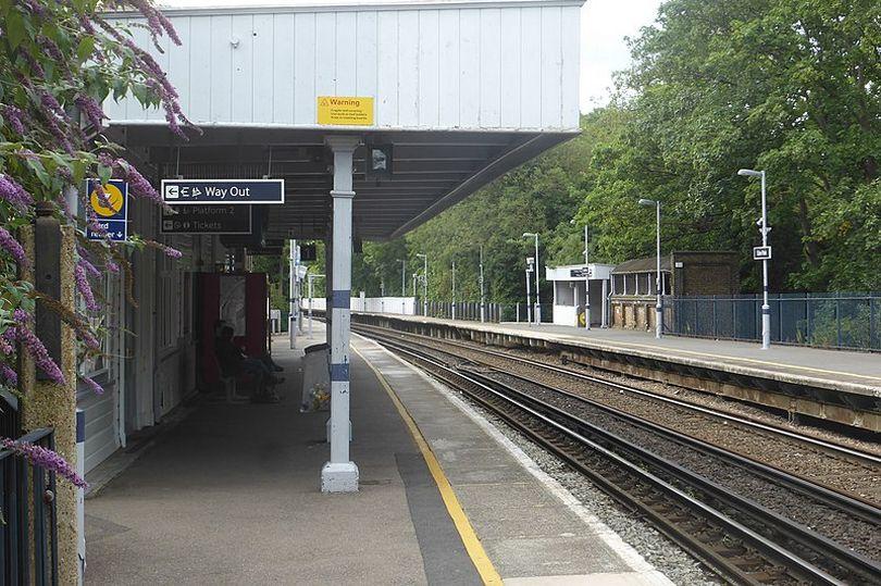 stacja Eden Park, Londyn
