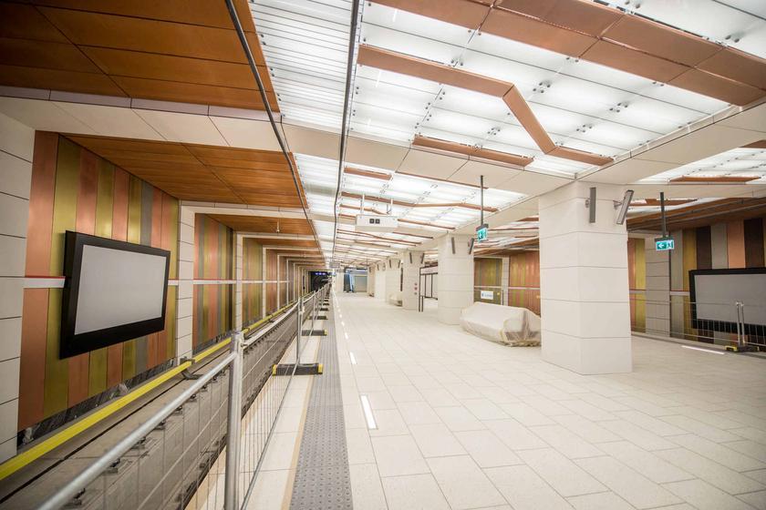 Stacja metra Płocka
