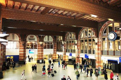 stacja Amsterdam Centraal